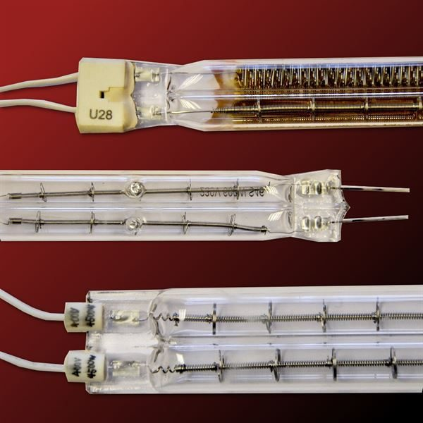 Infrared Curing Lamps for Heidelberg